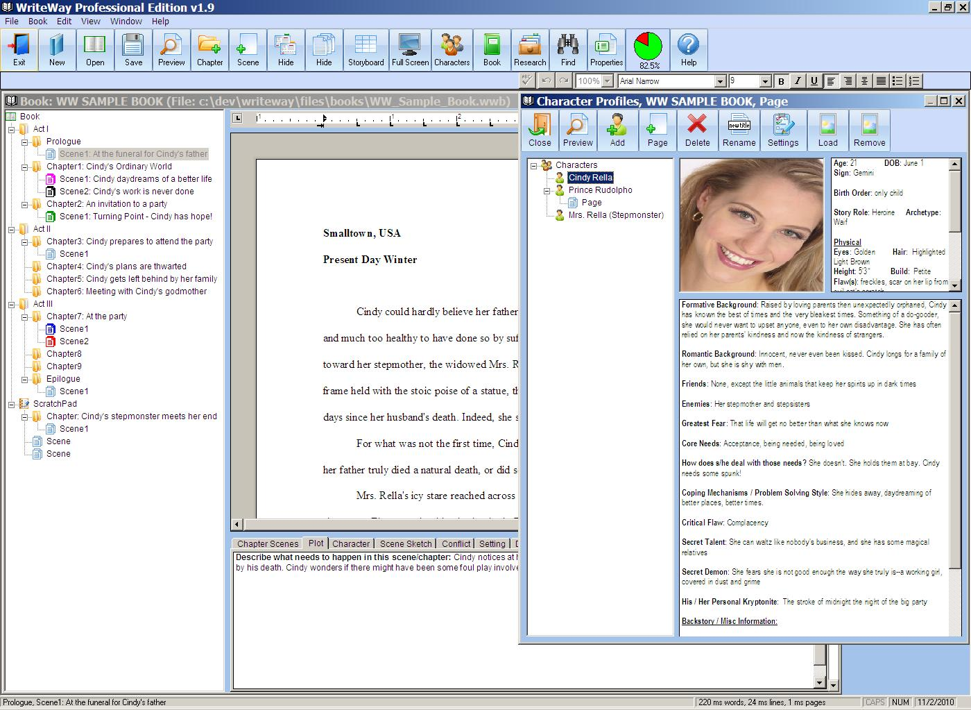 writing software A comprehensive list of the best ebook writing software available at the moment to fit every aspect of your book making needs.